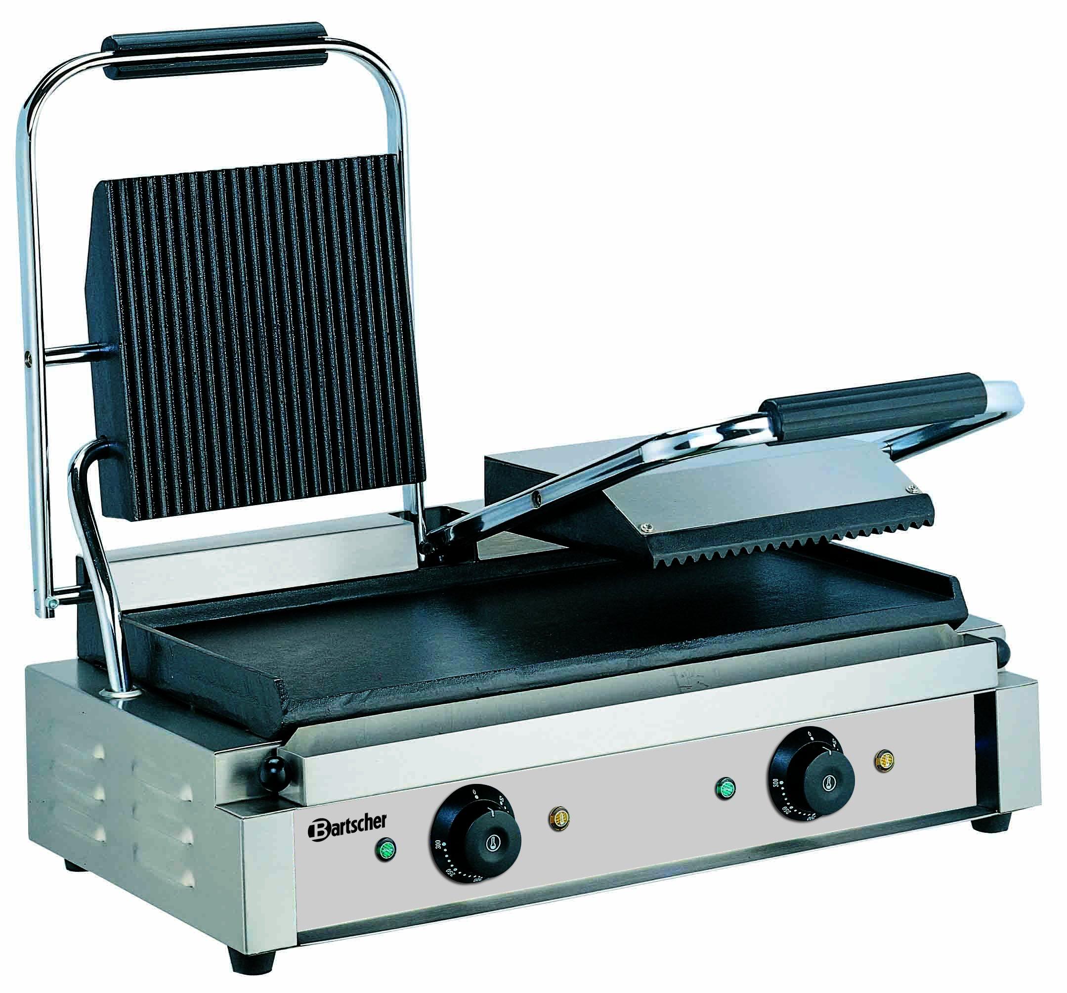 A150673 - Bartscher Elektro-Doppel-Kontaktgrill
